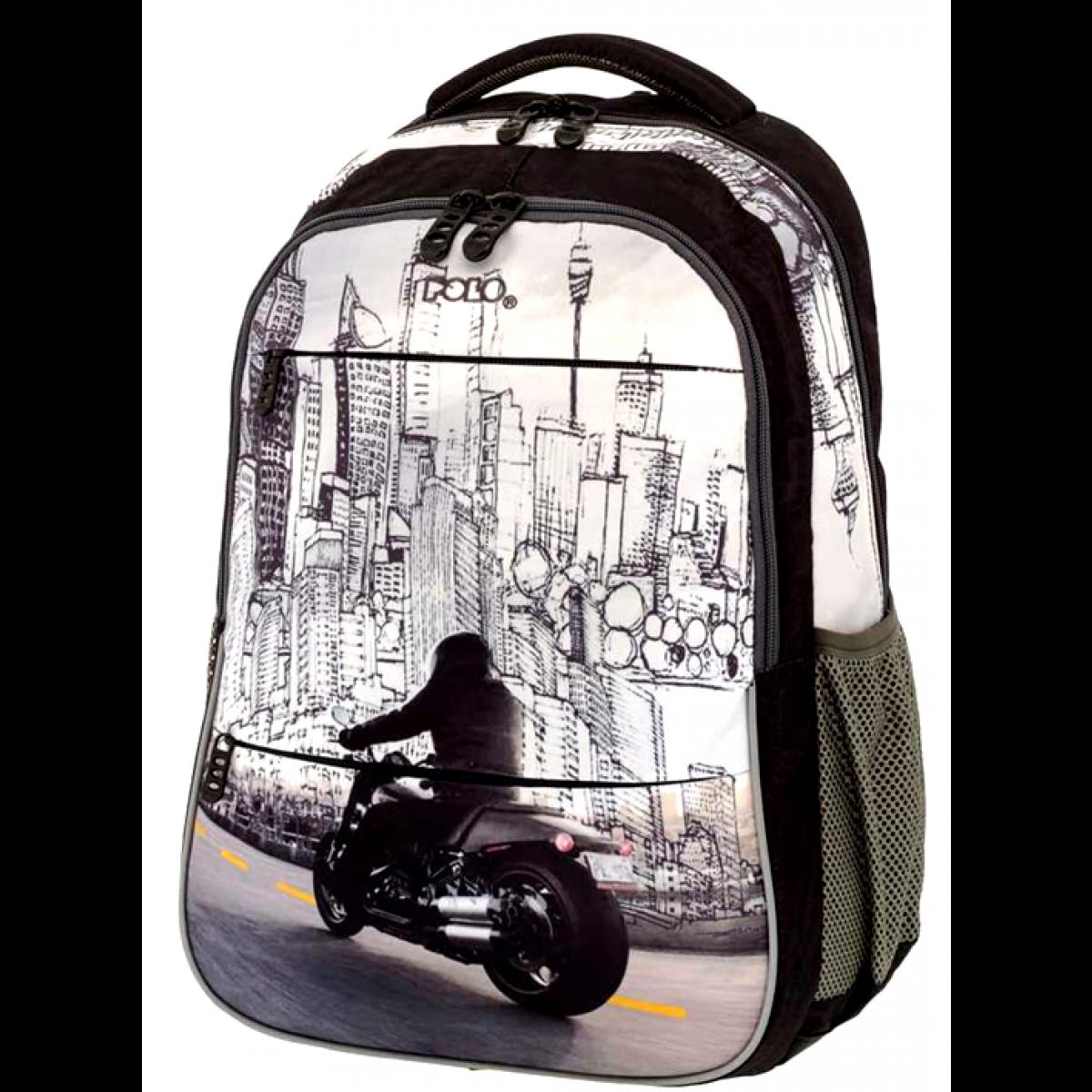 af80b0d261a POLO Τσάντα Dragon Bike (9-01-238-02) - ZAHARIAS ESHOP