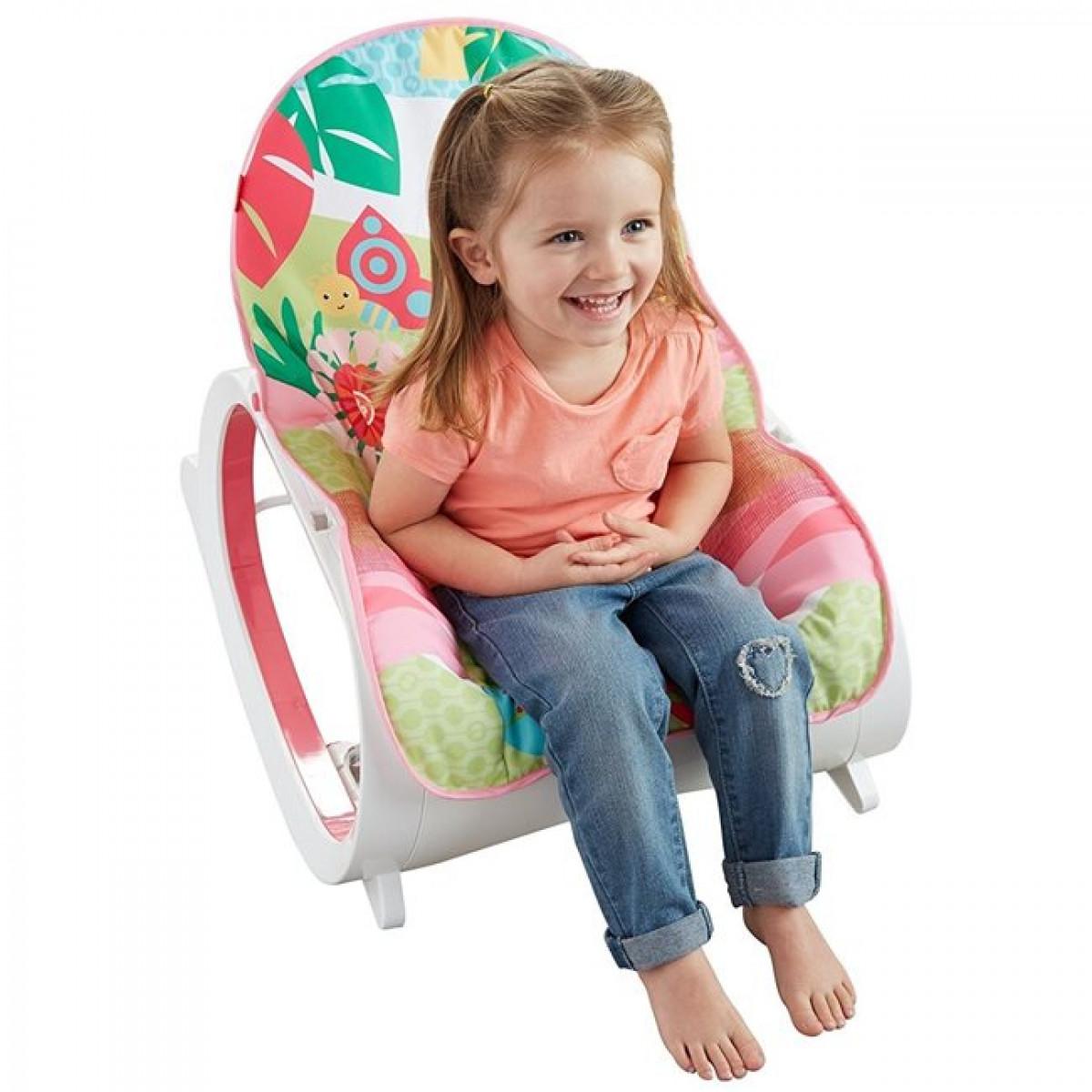 77ddfa95dbb ... Fisher Price Infant To Toddler-Ριλάξ/Κούνια Τιγράκι (FMN40)