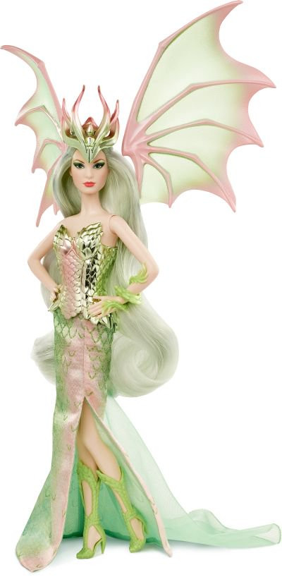 Barbie Συλλεκτική Μυθική Δράκος (GHT44)