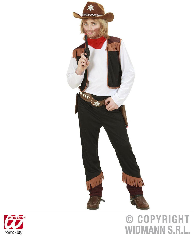 COWBOY (πουκάμισο με γιλέκο, παντελόνι, μπαντάνα) - image 1-thumbnail