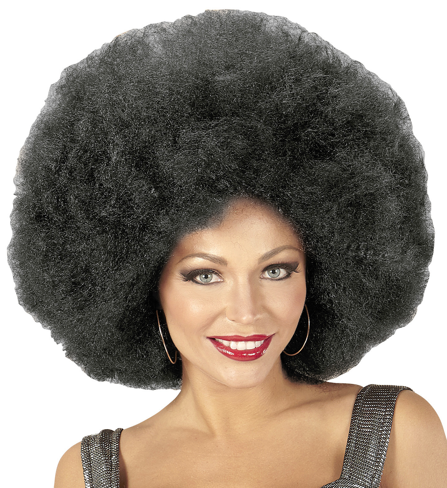 """Top quality """"BLACK OVERSIZED AFRO WIG"""""""