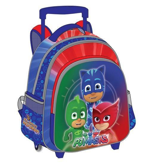 DIAKAKIS Τσάντα Trolley PJ MASKS (0484050)