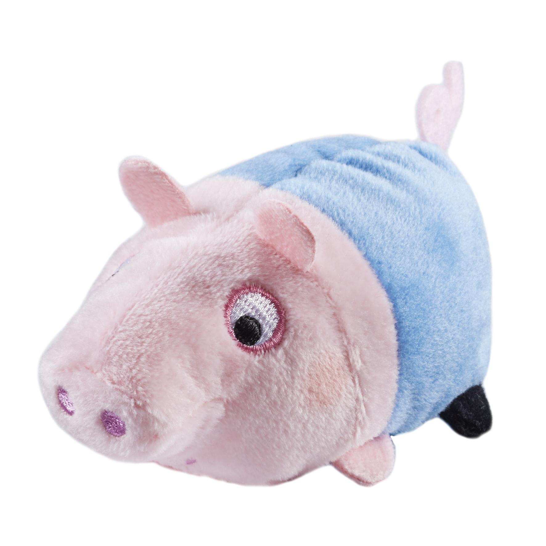 PEPPA PIG ΜΙΚΡΑ ΛΟΥΤΡΙΝΑ STACKIES (6 ΣΧΕΔΙΑ)