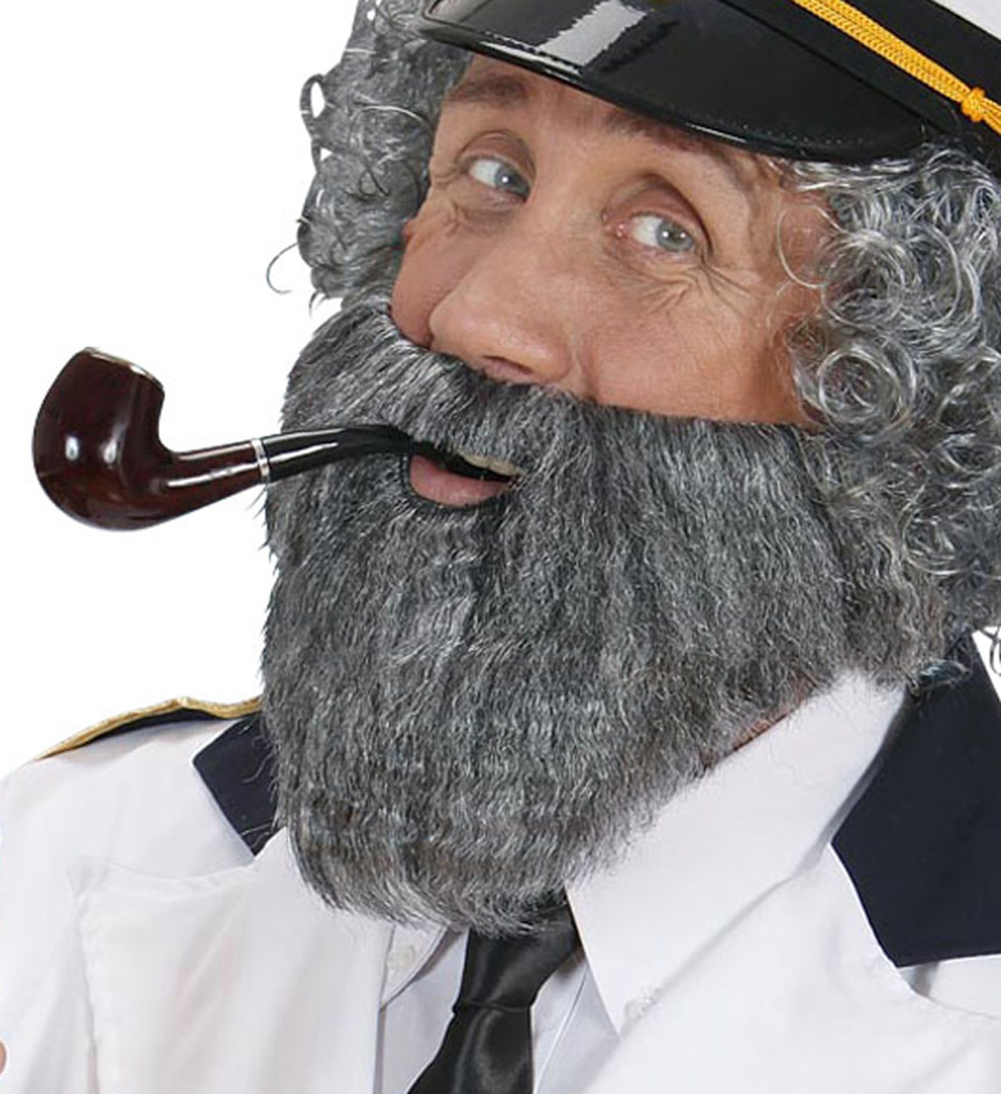 """CHARACTER BEARD WITH MOUSTACHE"""