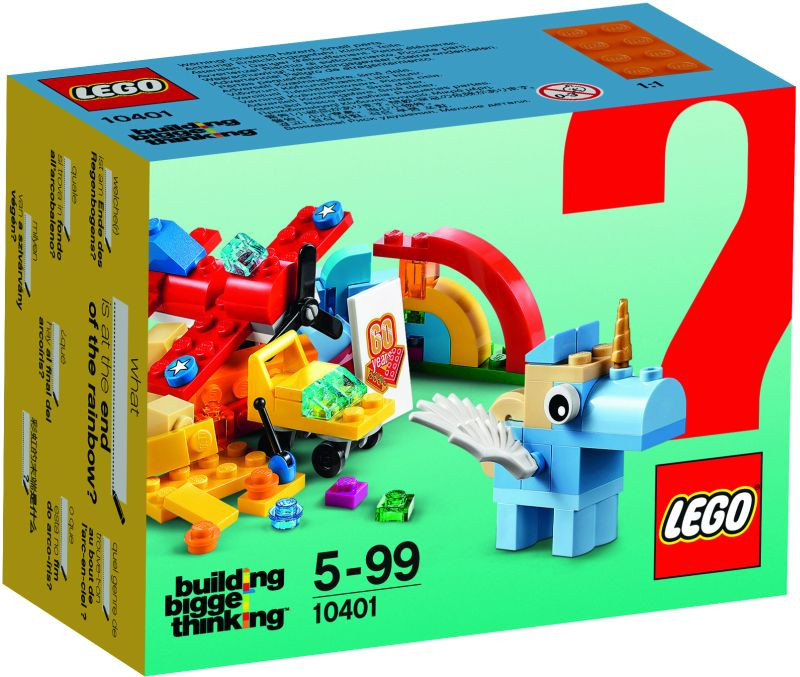LEGO Classic Rainbow Fun (10401)