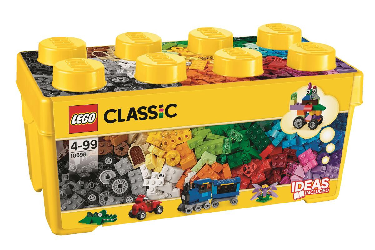 LEGO® Medium Creative Brick Box - image 1-thumbnail