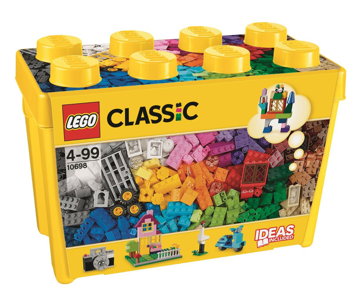 LEGO® Large Creative Brick Box - image 1-thumbnail
