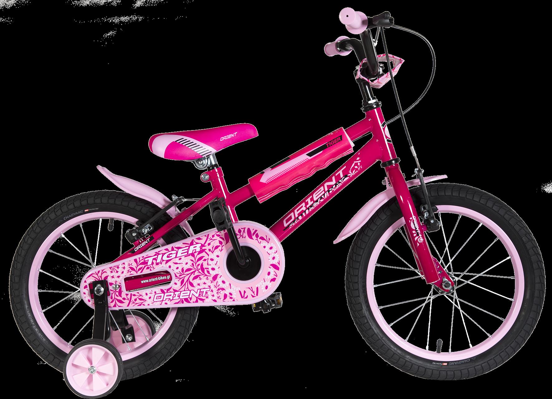 """ΠΟΔΗΛΑΤΟ 20"""" ORIENT TIGER BMX ΡΟΖ ΣΕ ΟΛΑ ΤΑ ΠΟΔΗΛΑΤΑ -20% (151031)"""