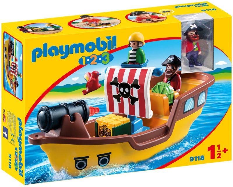 1.2.3 Πειρατικό Καράβι (9118)