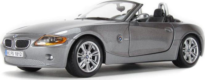 BURAGO BMW Z4 PLUS 1/24 ΑΣΗΜΙ (22002)