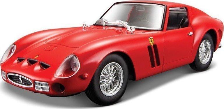 BURAGO FERRARI 250 GTO 1/24 ΚΟΚΚΙΝΟ (26018)