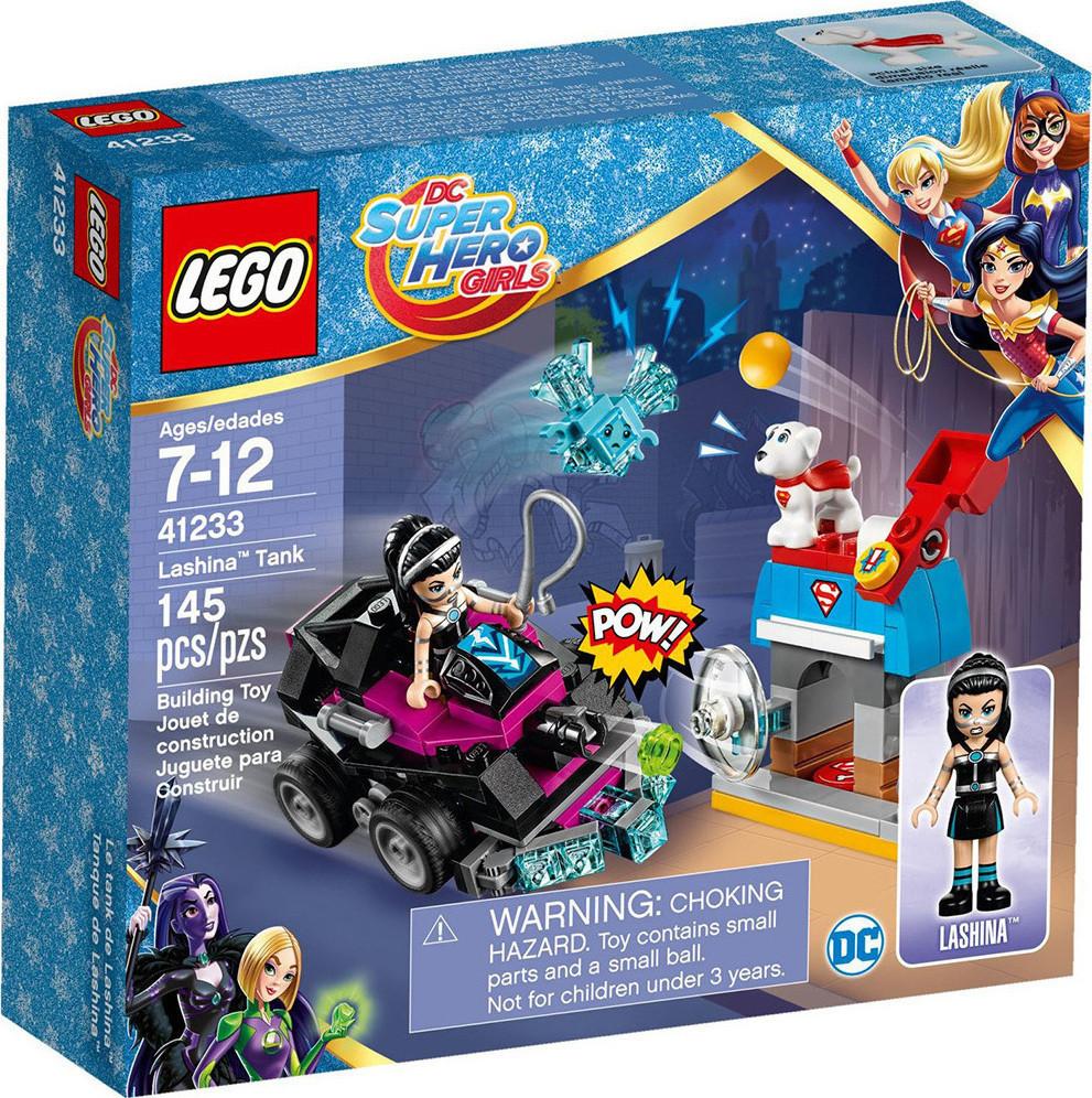 DC Super Hero Girls: Τανκ της Λασίνα (41233)