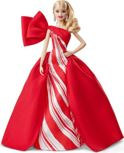 Barbie Holiday 2019 (FXF01)