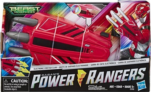 Hasbro Power Rangers Cheetah Claw (E5908)