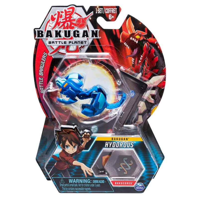 Spin Master BAKUGAN BATTLE BRAWLERS-HYDROROUS (063252)