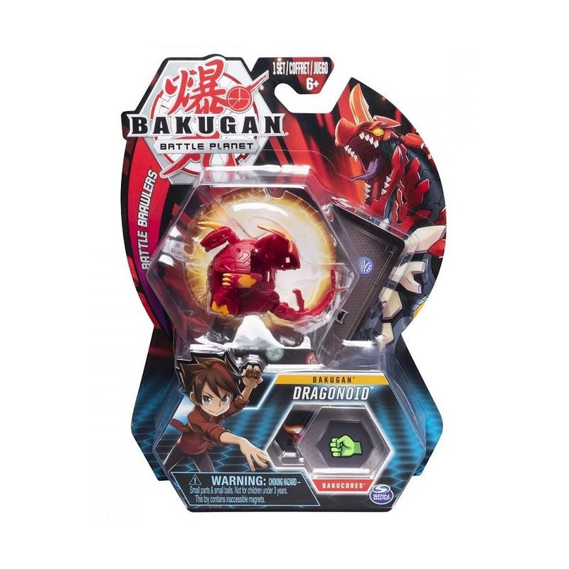 Spin Master BAKUGAN BATTLE BRAWLERS-DRAGONOID (063255)