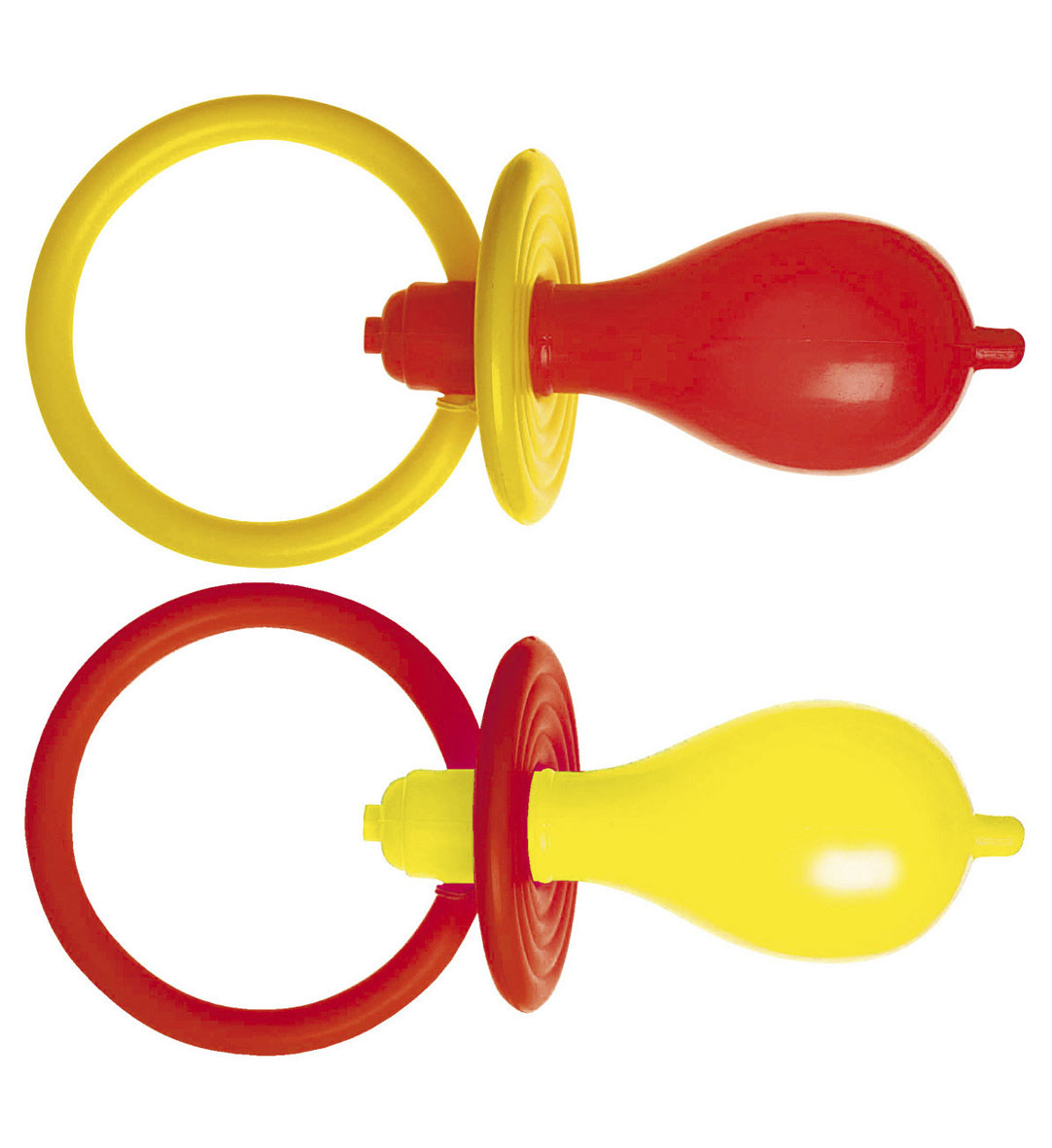 ΓΙΓΑΝΤΙΑ ΠΙΠΙΛΑ ΜΕ ΗΧΟ κίτρινο & κόκκινο