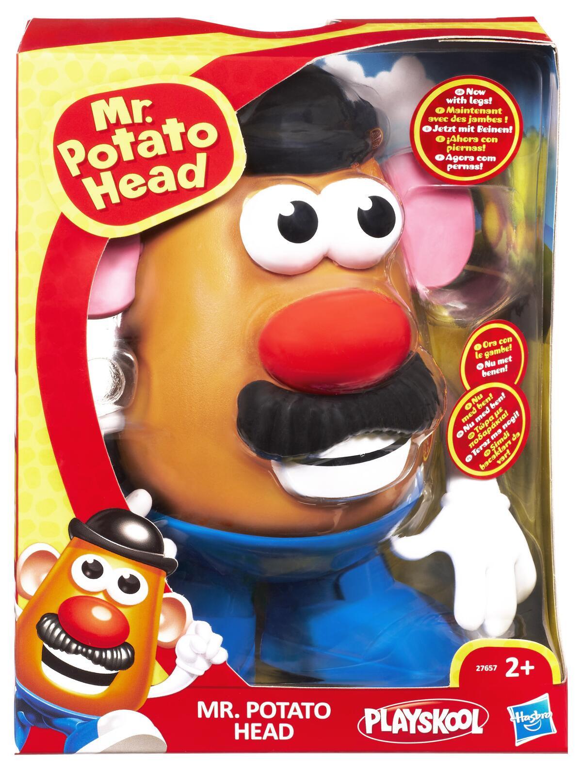 PLAYSKOOL MR AND MRS POTATO HEAD ASST - image 1-thumbnail