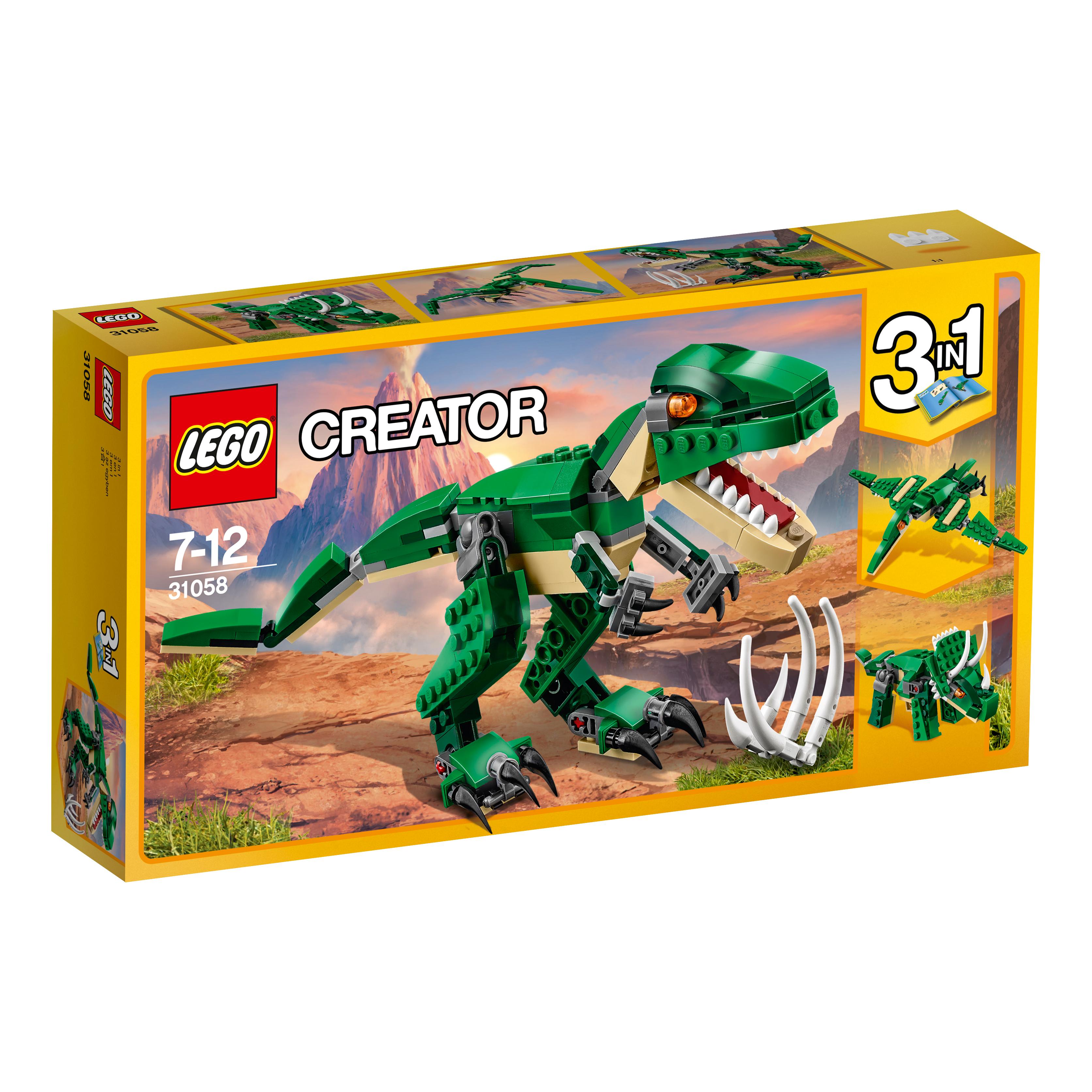 Πανίσχυροι Δεινόσαυροι