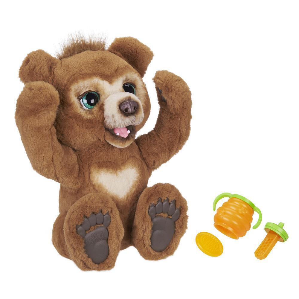 Hasbro FurReal Cubby, Αρκουδάκι Φιλαράκι (E4591)