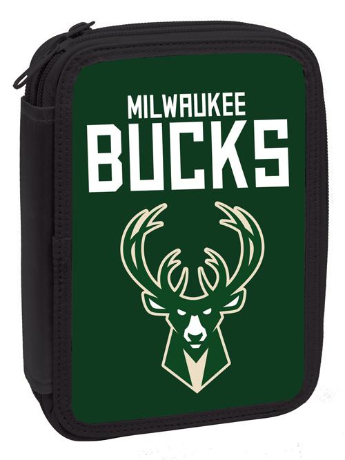 BMU ΚΑΣΕΤΙΝΑ ΔΙΠΛΗ NBA MILWAUKEE BUCKS(338-47100)