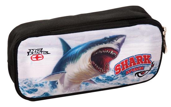 BMU ΒΑΡΕΛΑΚΙ ΟΒΑΛ NO FEAR OCEAN SHARK(347-63141)
