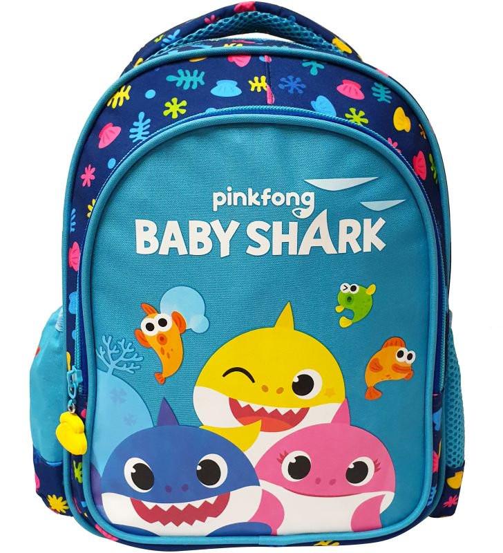 Baby Shark Σακίδιο Νηπιαγωγείου (334-64054)