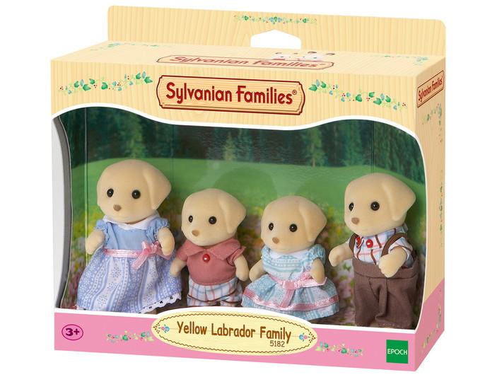 Οικογένεια Yellow Labrador (5182)