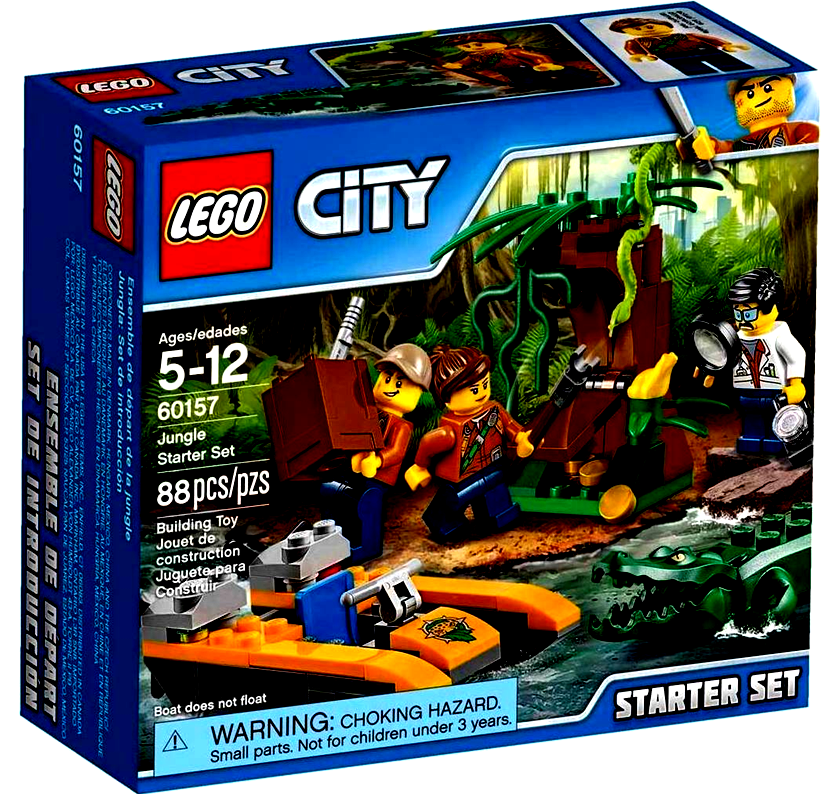 Jungle Starter Set (60157)