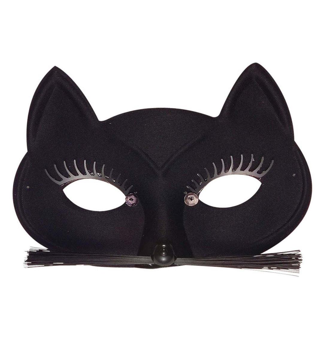 """BLACK CAT EYEMASK"""