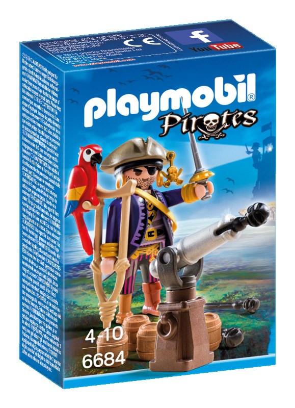 Playmobil ΑΡΧΗΓΟΣ ΠΕΙΡΑΤΩΝ
