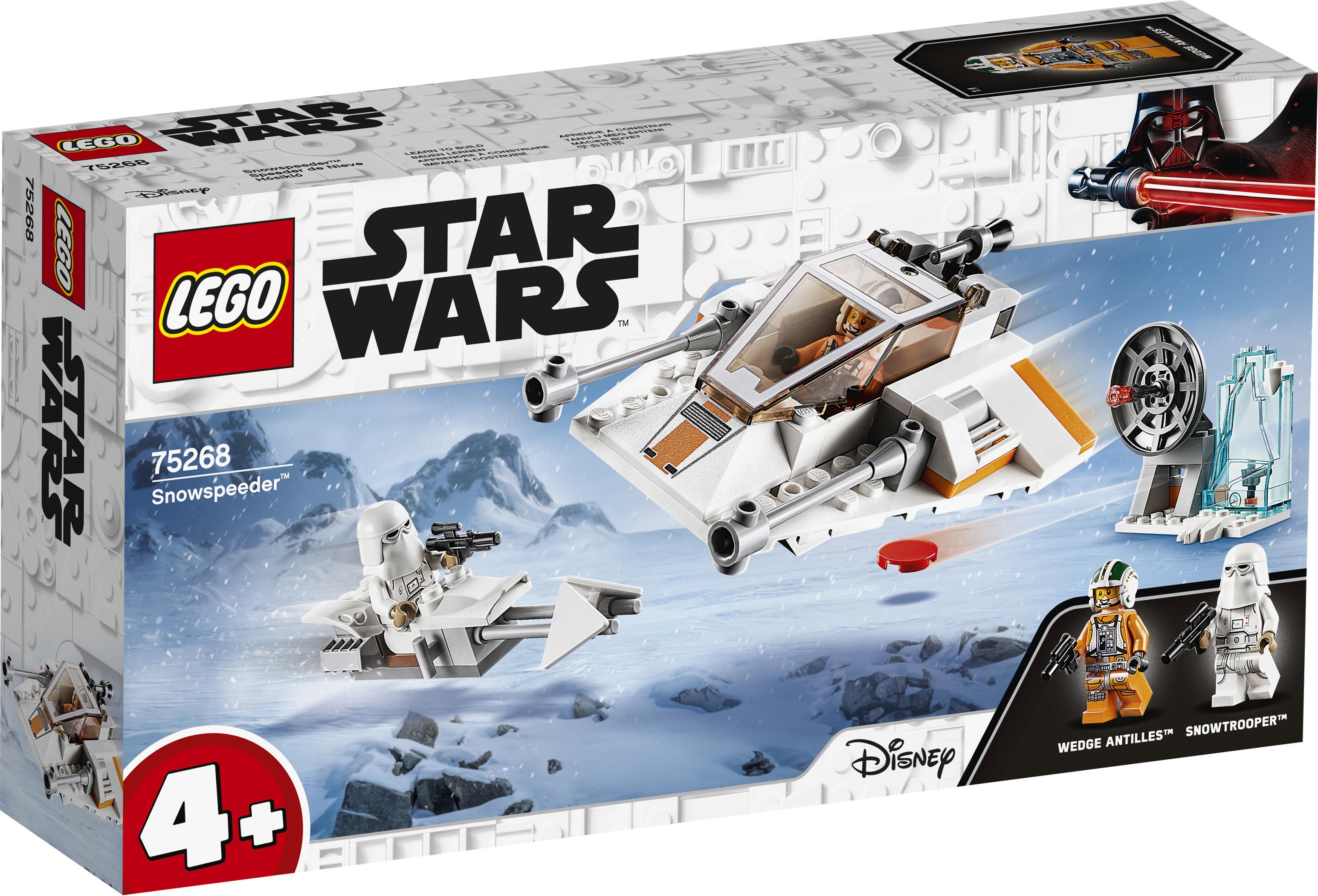 LEGO Star Wars Snowspeeder (75268)