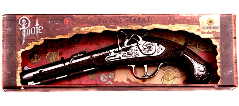 Πειρατικό Πιστόλι Gonhen - image 1-thumbnail