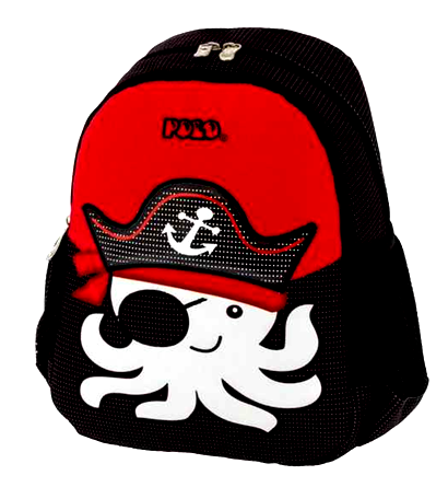 POLO Τσάντα Νηπίου Animal Junior Octopus Pirate (9-01-014-72)