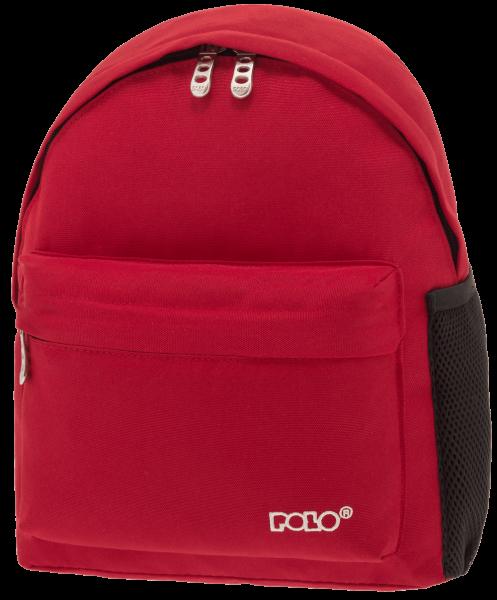 POLO Τσάντα Νηπίου Mini Bag Κόκκινο (9-01-067-03)