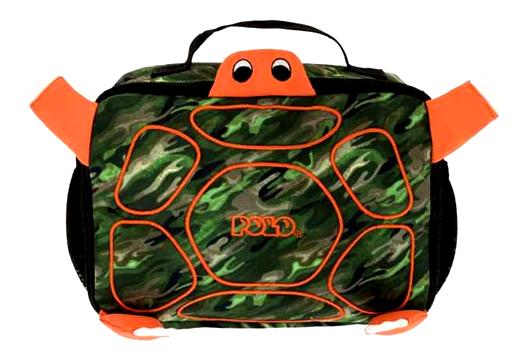 POLO Τσαντάκι Φαγητού Animal Junior Turtle (9-07-123-77)