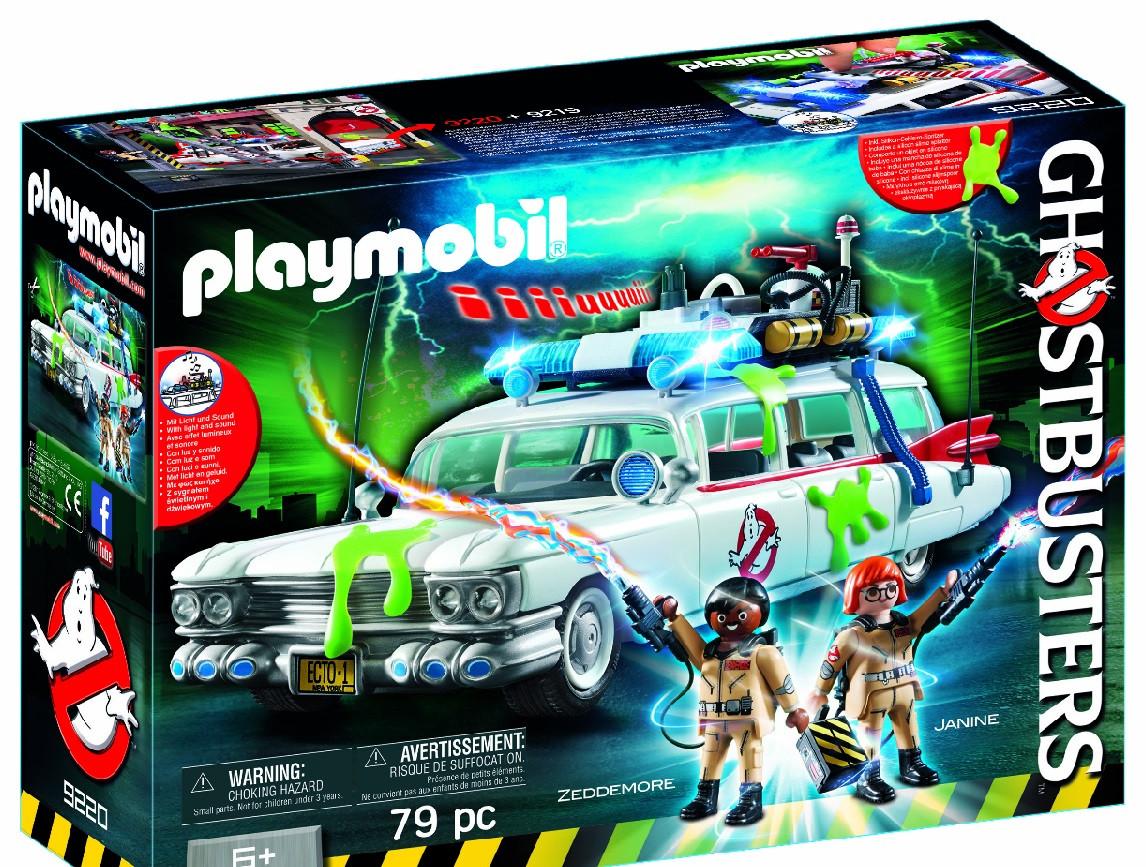 Ghostbusters™ Αυτοκίνητο Ecto-1-4