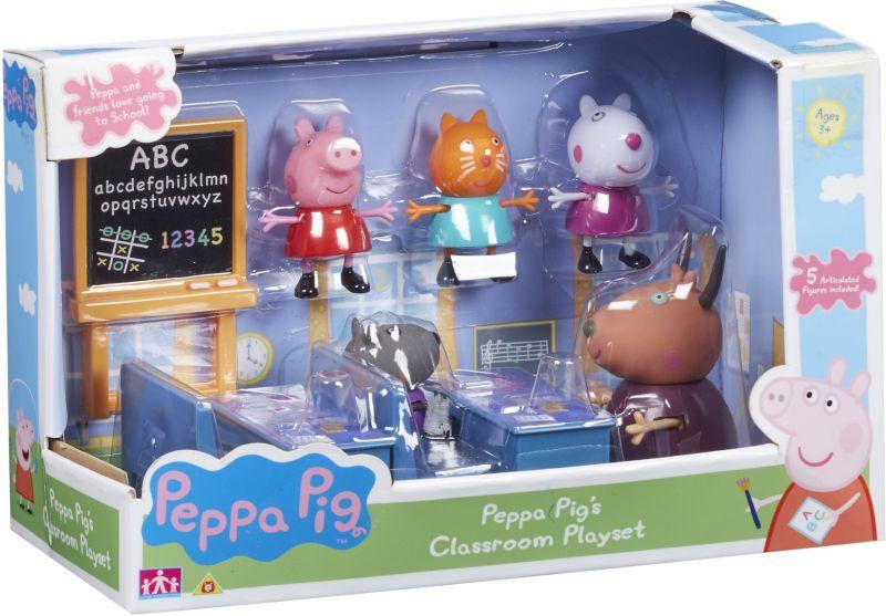 PEPPA PIG Η ΤΑΞΗ ΤΗΣ ΠΕΠΠΑ (PPC10011)