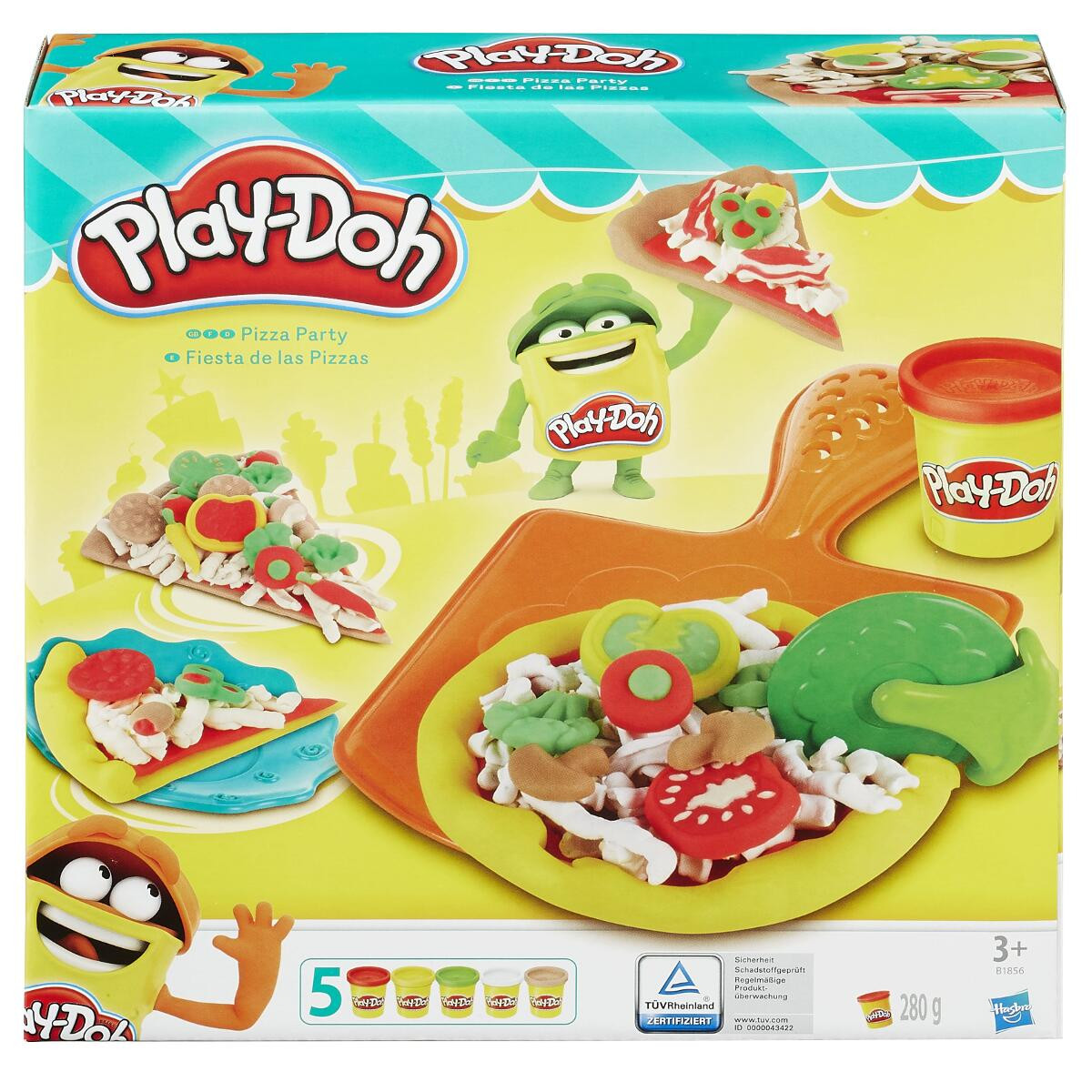 PLAY-DOH PIZZA PARTY - image 2