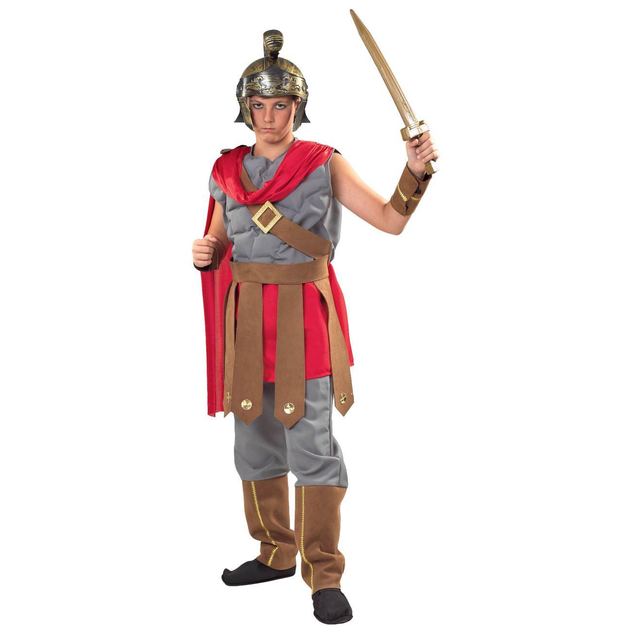 Αποκριάτικη Στολή Ελληνας Πολεμιστης Νο12 (275)