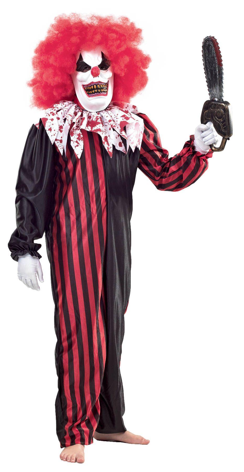 Αποκριάτικη Στολή Creepy Clown No.14 (420)