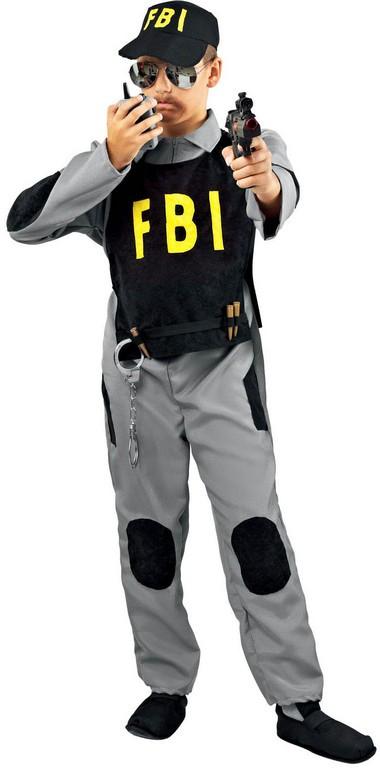 Αποκριάτικη Στολή Πρακτορας FBI No.10 (768)