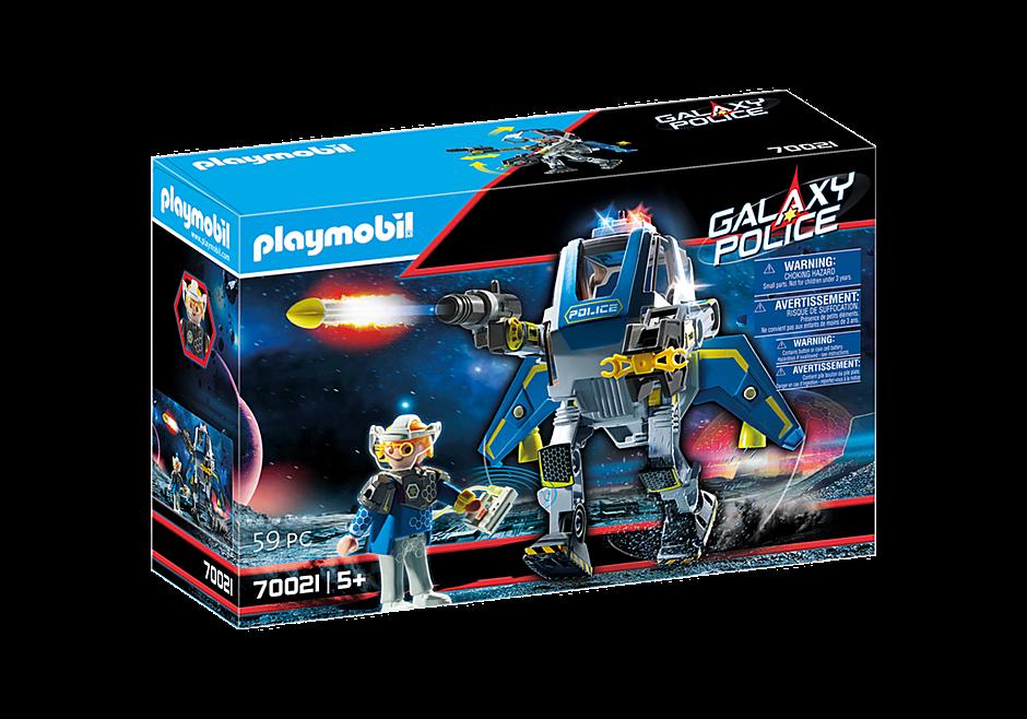 Playmobil Ρομπότ Galaxy Police 70021