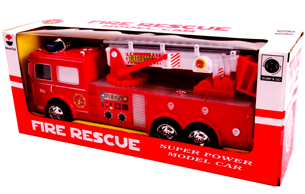 Fire Engine Car - image 1-thumbnail