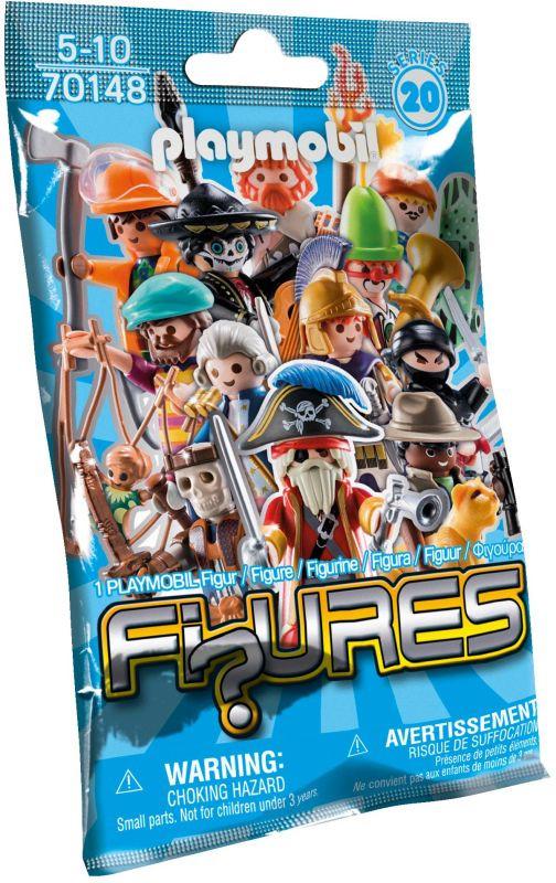 Playmobil Figures Boys 20 (70148)