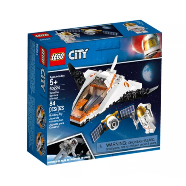 LEGO City Satellite Service Mission (60224)