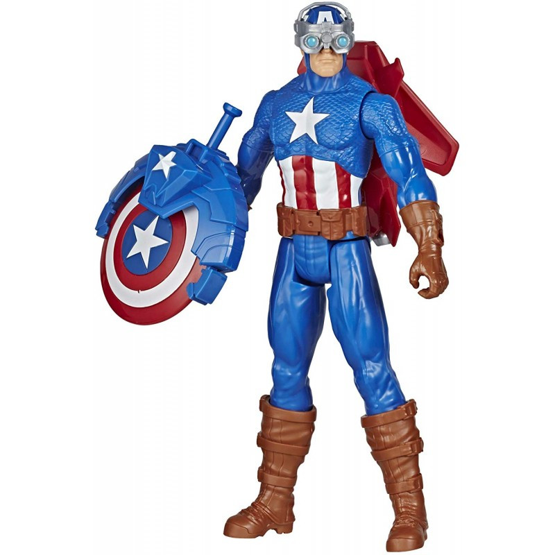 AVENGERS TITAN HERO INNOVATION CAP (E7374)