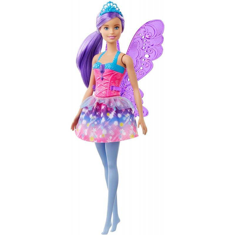 Mattel Barbie Dreamtopia Νεράιδα Κούκλα (GJK00)