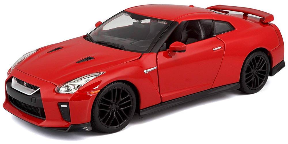 Bburago Nissan GT-R 2017 (21082)