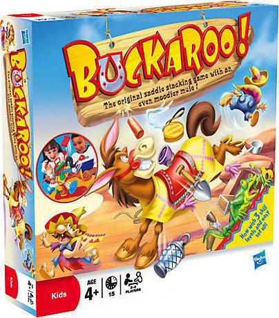 Hasbro επιτραπέζιο buckaroo (48380)
